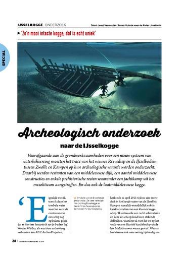 Kogge2 Archeologisch onderzoek
