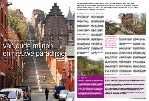 Luik, mooi uitgangspunt voor fraaie wandelingen
