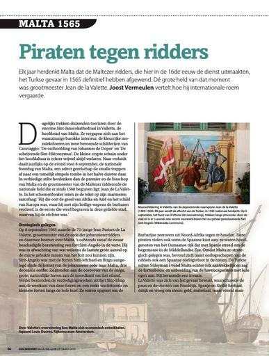 Piraten tegen ridders