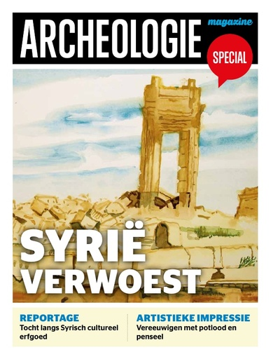 Syrië verwoest
