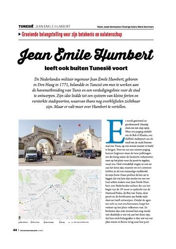 Jean Emile Humbert