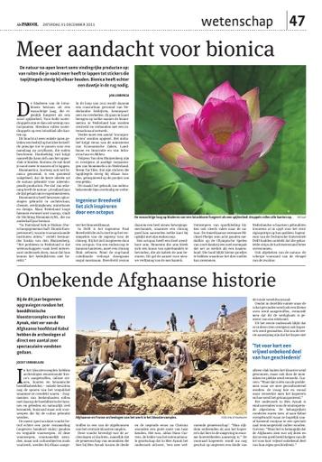Onbekende Afghaanse historie