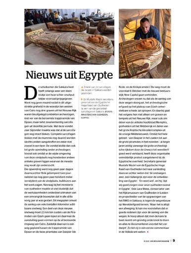 Nieuws Egypte